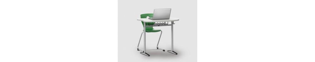 Mesas estudiantes - Mobiliario escolar EDIME