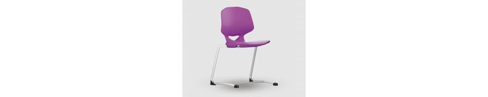 Sillas estudiantes - Mobiliario escolar EDIME